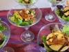 Platos Catering Chinchón | ENSALADA DE FOIE DE PATO