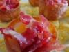 Platos Catering Chinchón | HUEVO CON JAMON