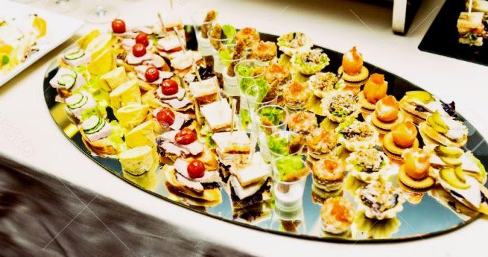 evento corporativo catering