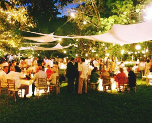 bodas en el exterior