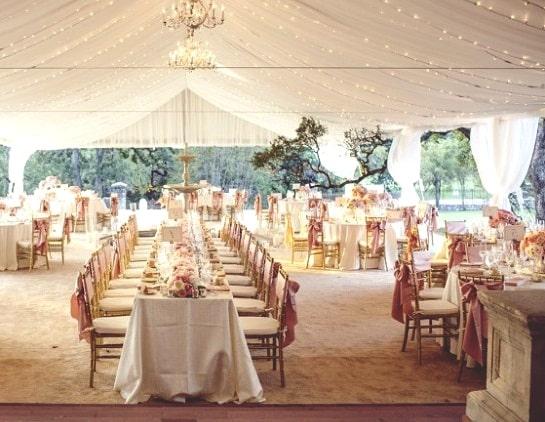 Decoraciones para bodas originales catering chinch n - Decoracion de bodas originales ...