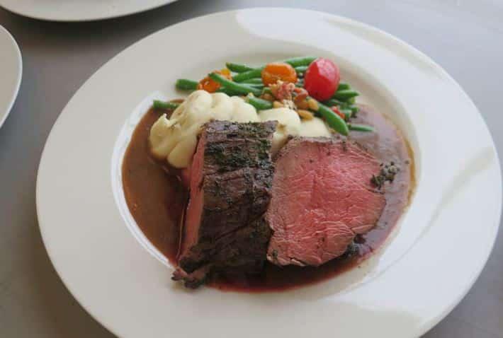 menús de boda carne