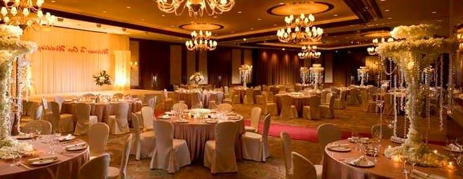 Cómo hacer bodas diferentes en hoteles