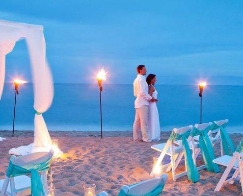 Mejores ideas para casarse en la playa