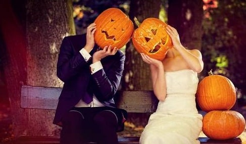 Boda de Halloween