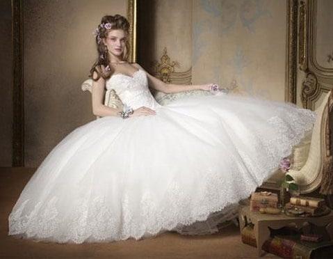 Todo sobre la historia del vestido de novia