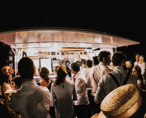 Contrata Foodtruck en Madrid para tu evento