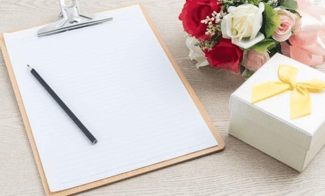 Tips para hacer una lista de invitados