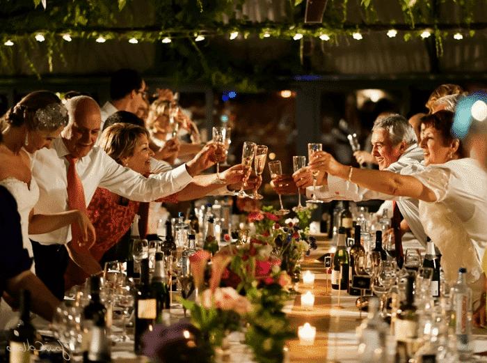 Definir criterios para una boda