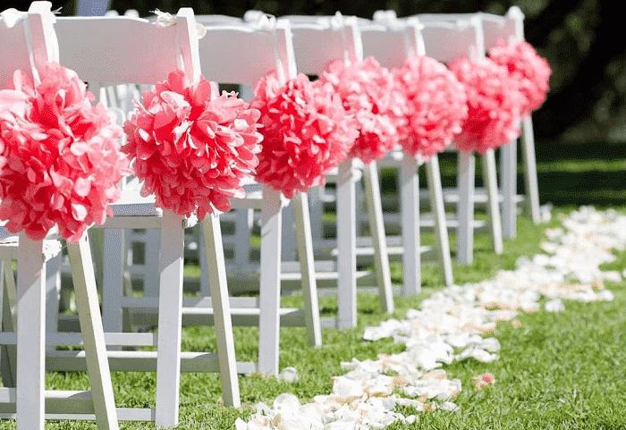 Ideas para decoración de boda verano