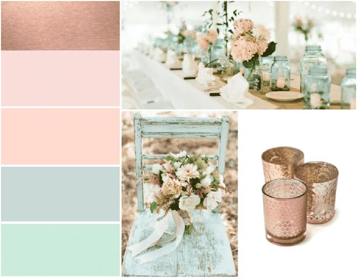 Consejos para seleccionar una paleta de colores