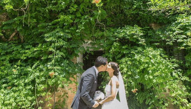 Vestido de novia para bodas en verano