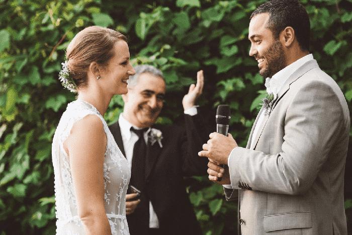 Tendencia de boda sorpresa