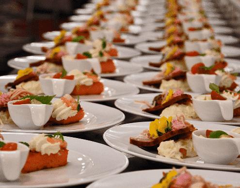 Elegir catering económico