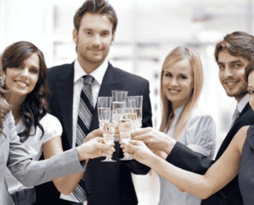 Crea un evento de empresa sostenible