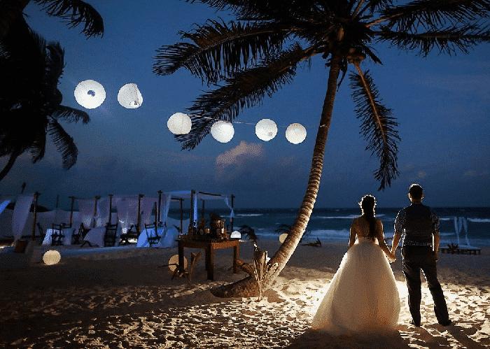 consejos para organizar bodas destino