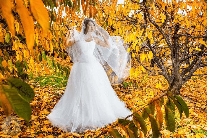 Decorativos de boda en otoño