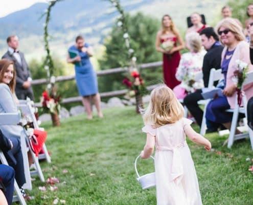 invitar niños a las bodas