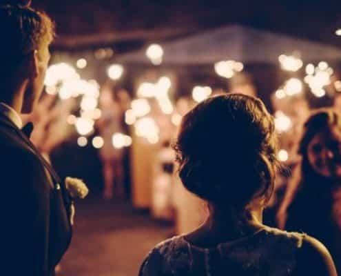 sorpresa de boda