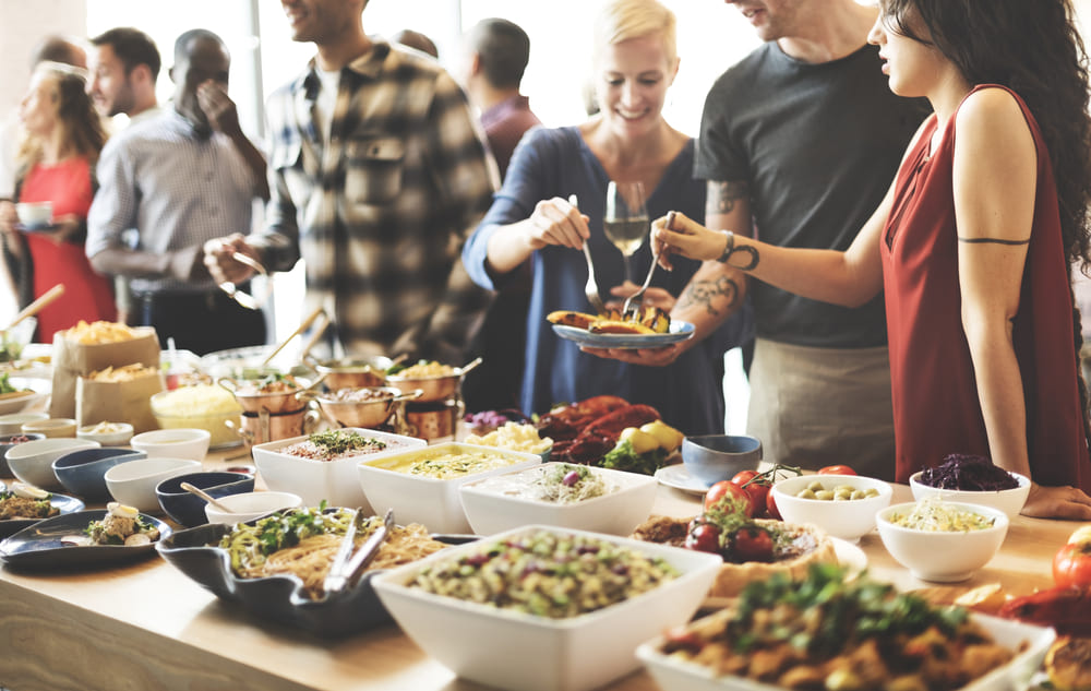 Catering para eventos: errores evitables