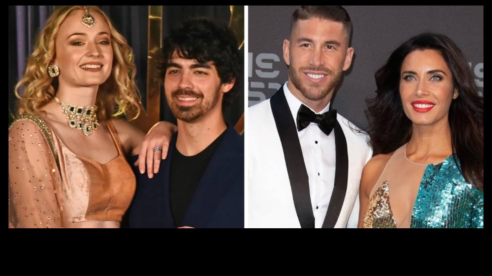 lista de bodas de famosos del 2019