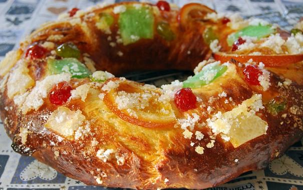 Receta del Roscón de Reyes