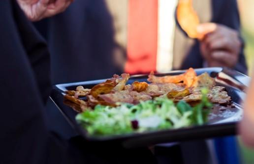 El cóctel, indispensable en cualquier menú de comida para bodas en Madrid