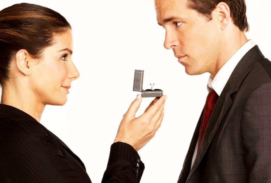 NUEVA TENDENCIA: MUJERES QUE PROPONEN MATRIMONIO