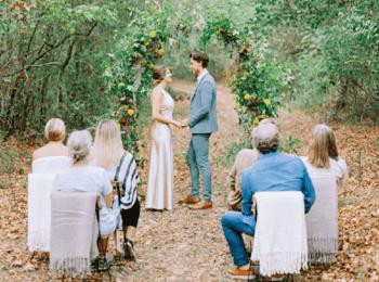 Tipos de ceremonias íntimas